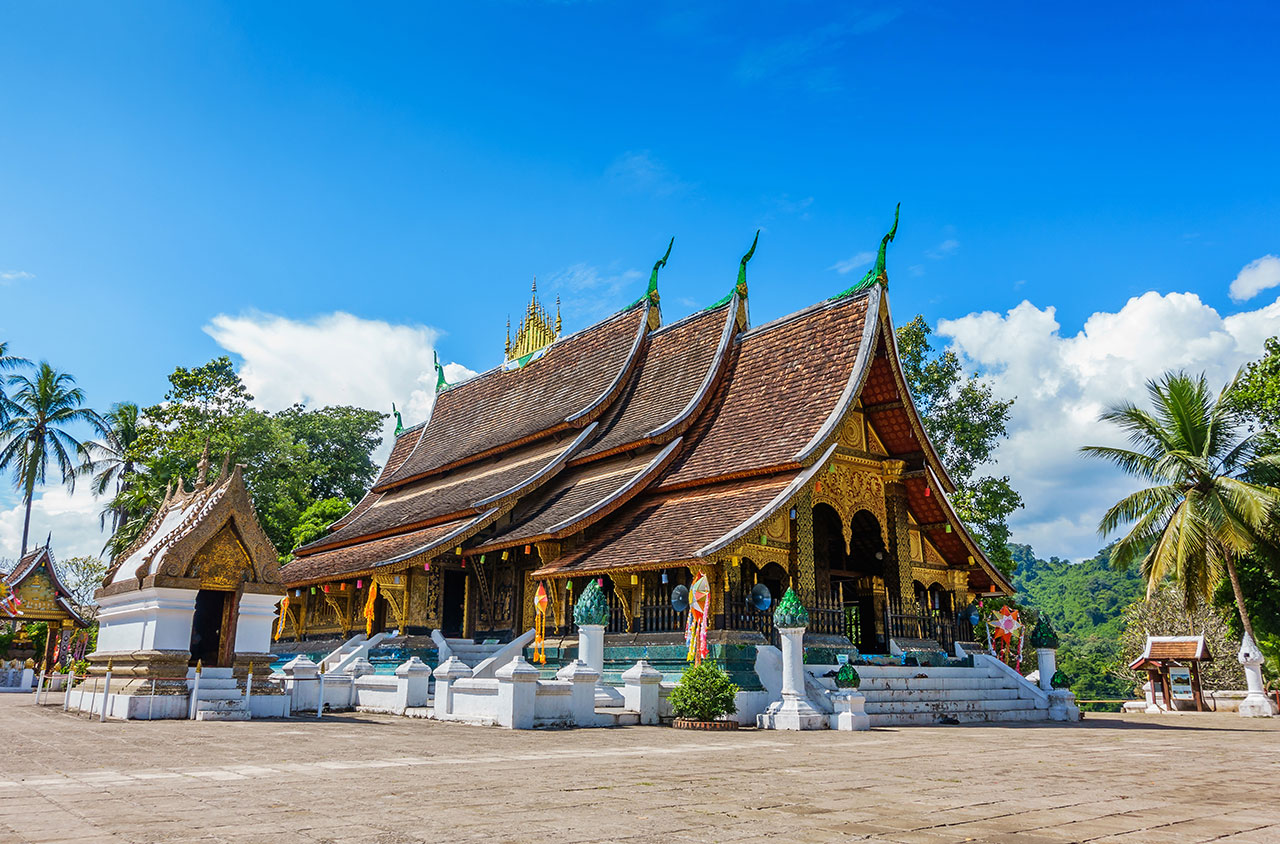book bus ticket to from Vientiane to Luang Prabang