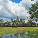 travel to Angkor Wat Siem Reap Cambodia