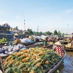 Cai Rang floating market Can Tho tour
