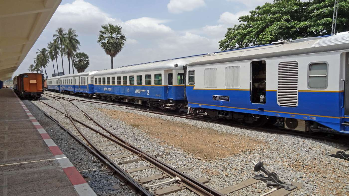 Online ticket booking for trains in Cambodia - Baolau.vn
