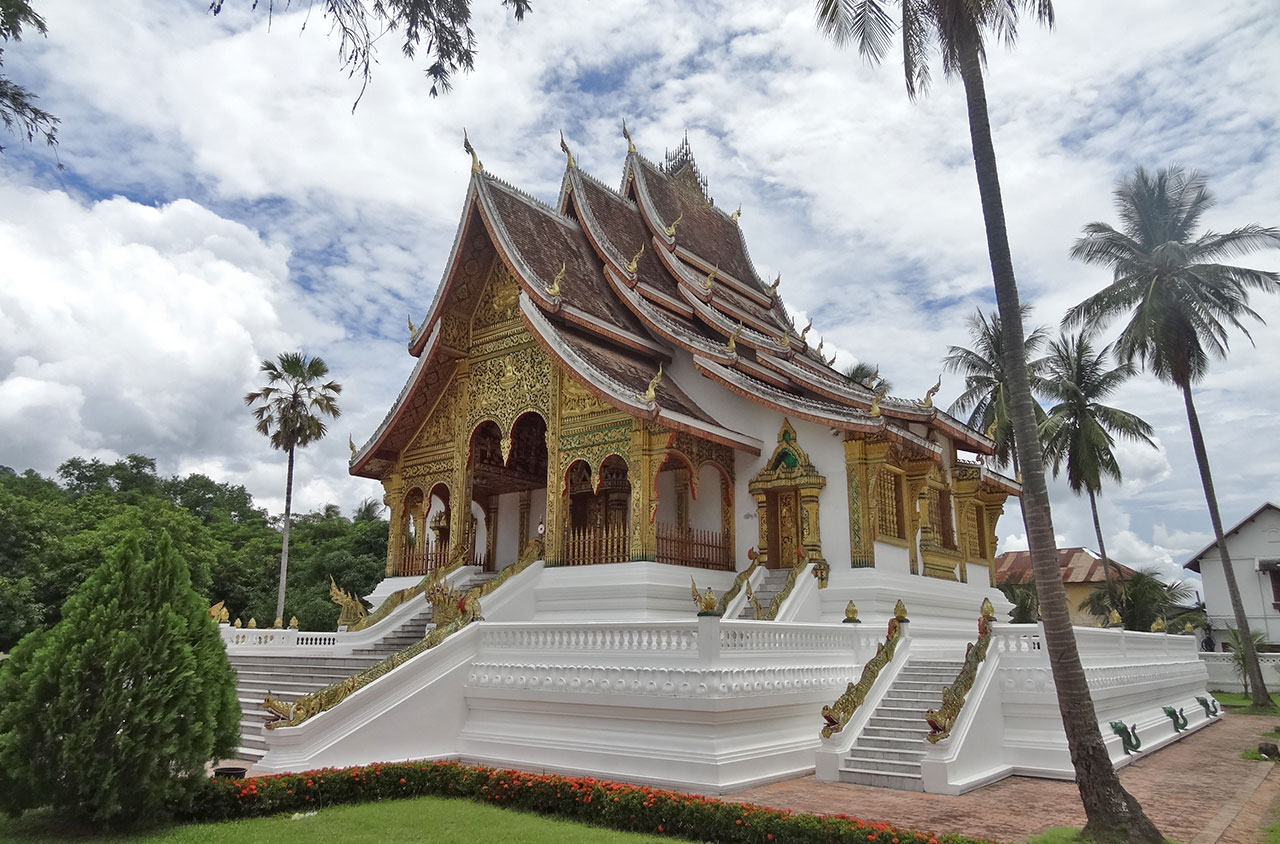 best places to visit in Luang Prabang Laos - Royal Temple - Haw Pha Bang
