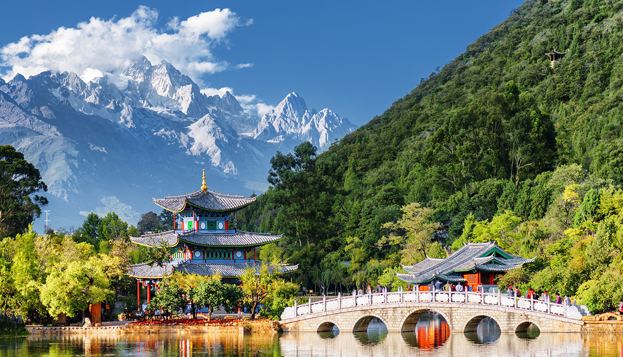 book flights to Lijiang