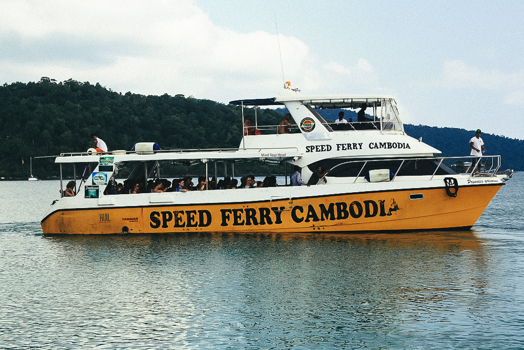 Book your tickets with Speed Ferry Cambodia