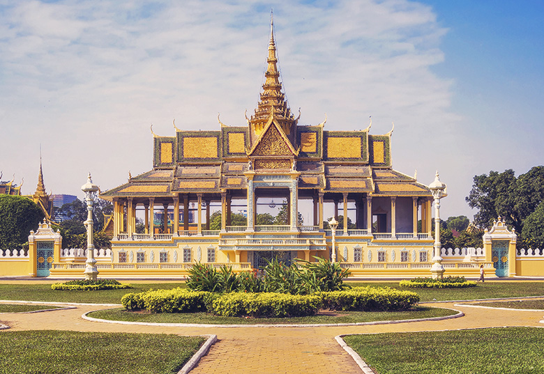 book your bus to Phnom Penh