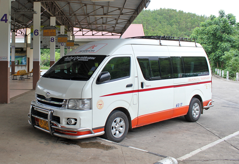 Book your buses in Thailand