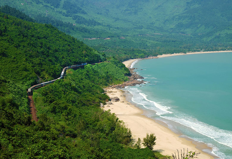 Book your trains in Vietnam